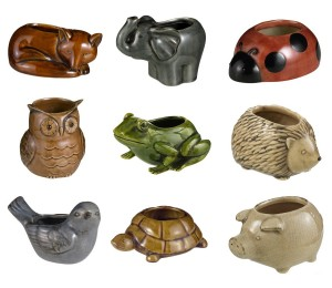 animal pot